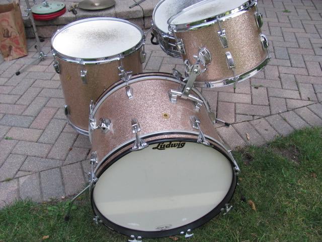 Crash Boom Bam Ludwig Drum Kits