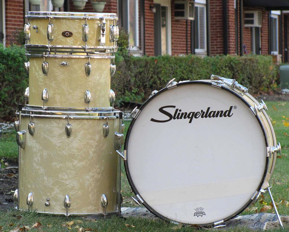 Drum sets slingerland Sets &